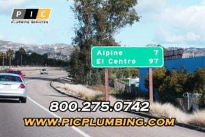 Plumber Alpine San Diego California