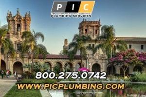 Plumber Balboa Park San Diego California