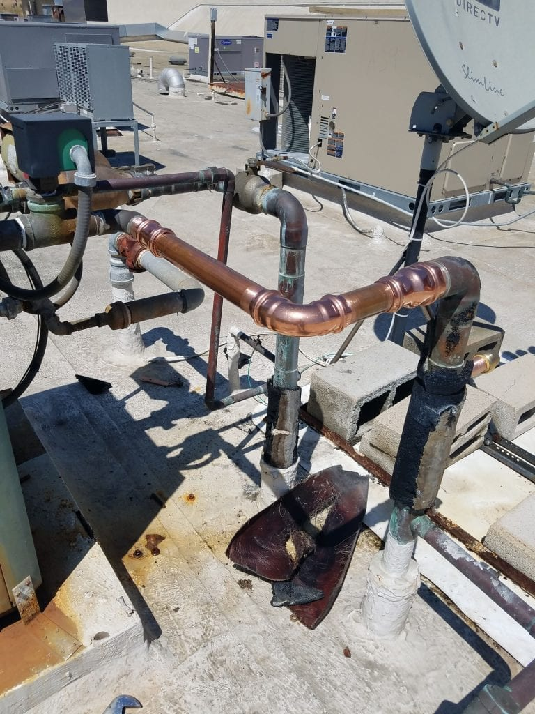 Commercial Plumber San Diego