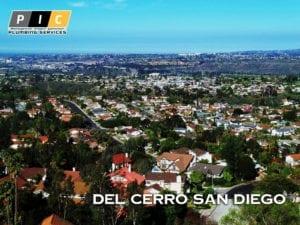 Plumber in del Cerro San Diego