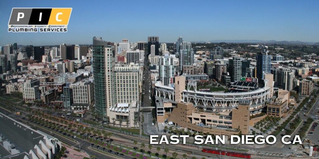 Plumber in East San Diego