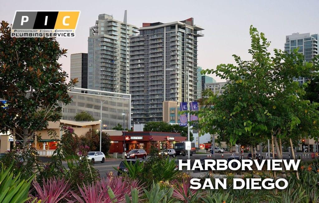 Plumbers in Harborview San Diego California