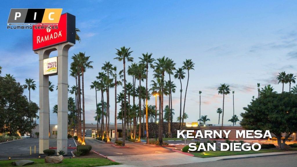 Plumbers in Kearny Mesa San Diego California