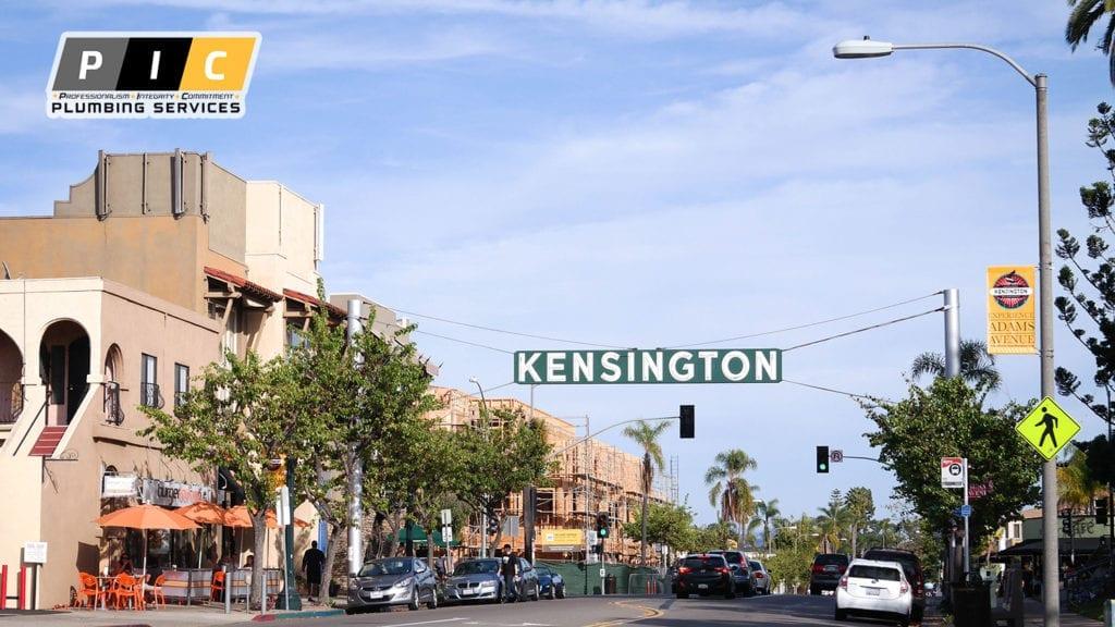 Plumbers in Kensington San Diego California