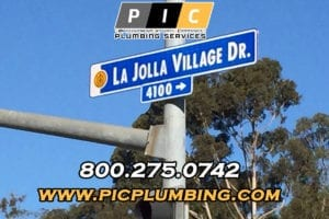 Plumbers La Jolla Village