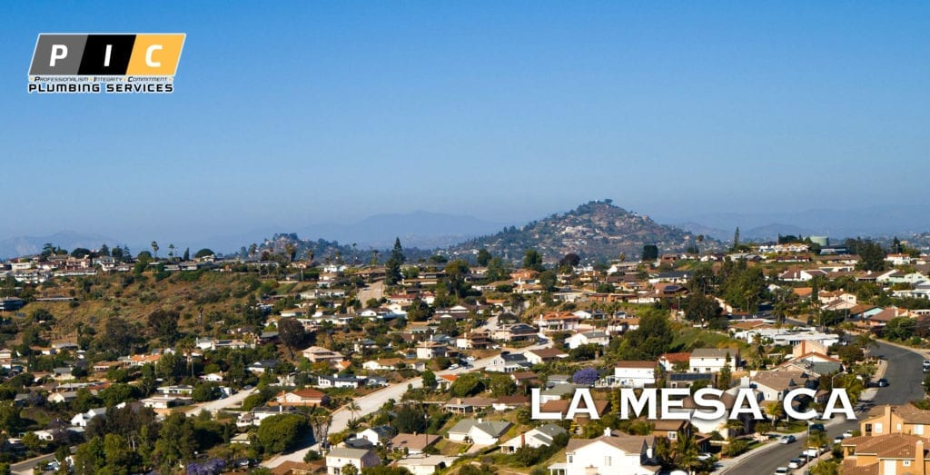 Plumbers in La Mesa California