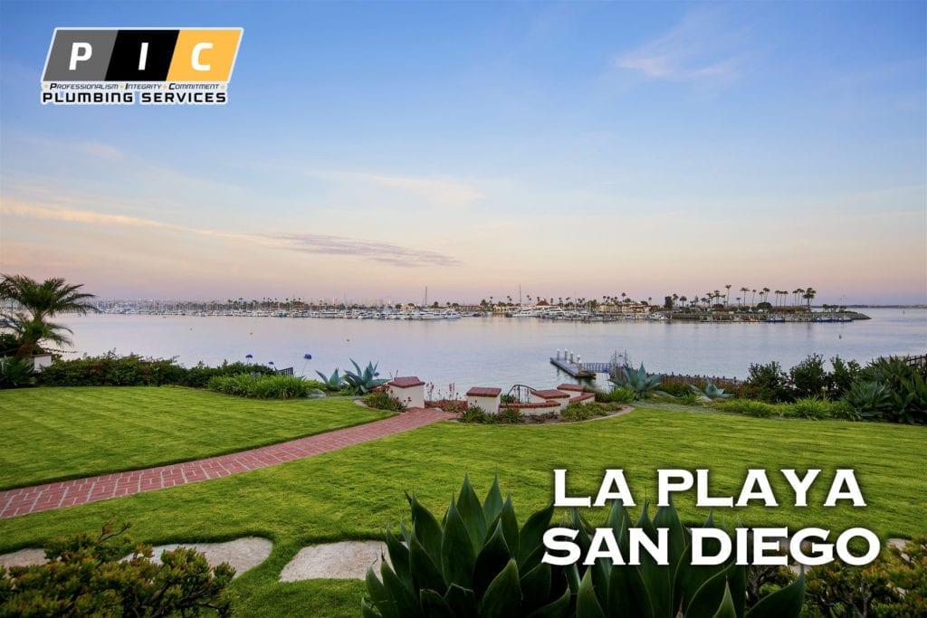 Plumbers in La Playa San Diego California