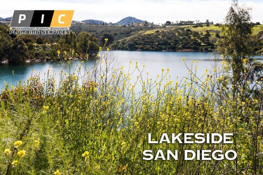 Plumbers in Lakeside San Diego California