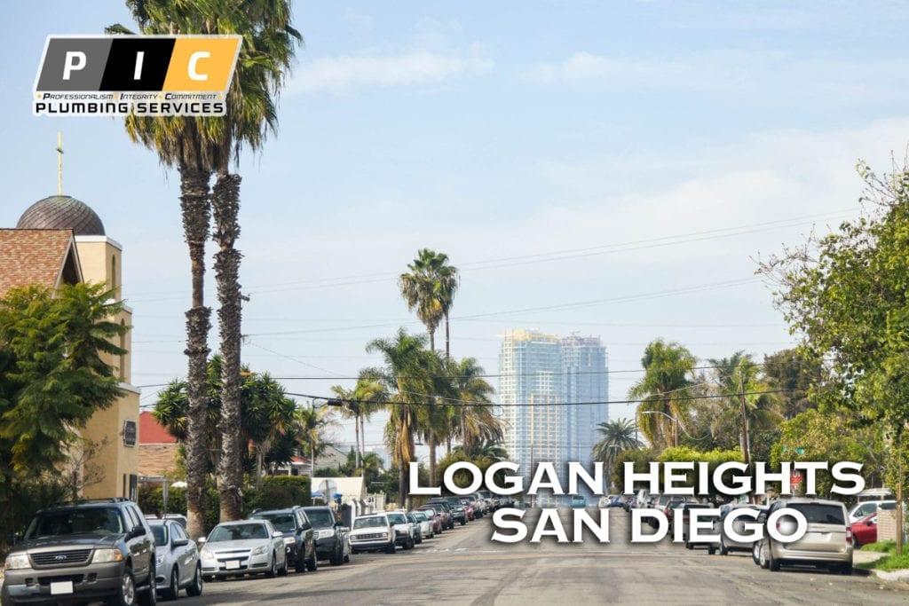 Plumber in Logan Heights San Diego California