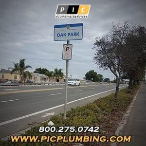 Plumbers in Oak Park San Diego California