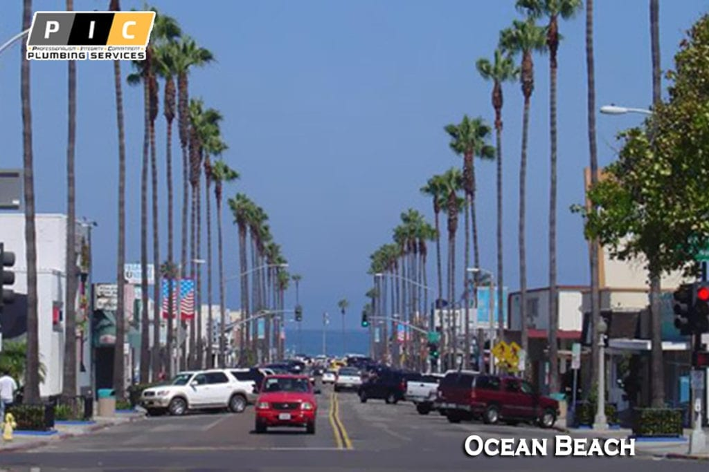 Plumbers in Ocean Beach San Diego California