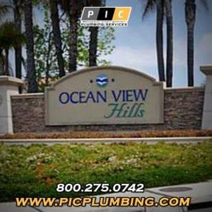 Plumber in Ocean View Hills San Diego California