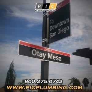 Plumbers in Otay Mesa San Diego California
