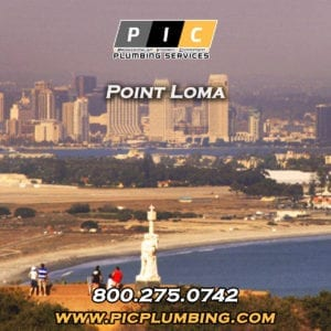 Plumbers in Point Loma San Diego California
