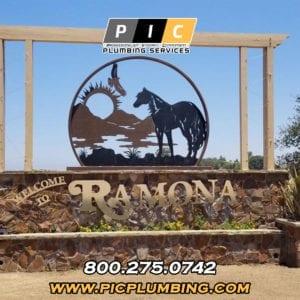 Plumbers in Ramona San Diego California