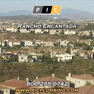 Plumbers in Rancho Encantada San Diego California