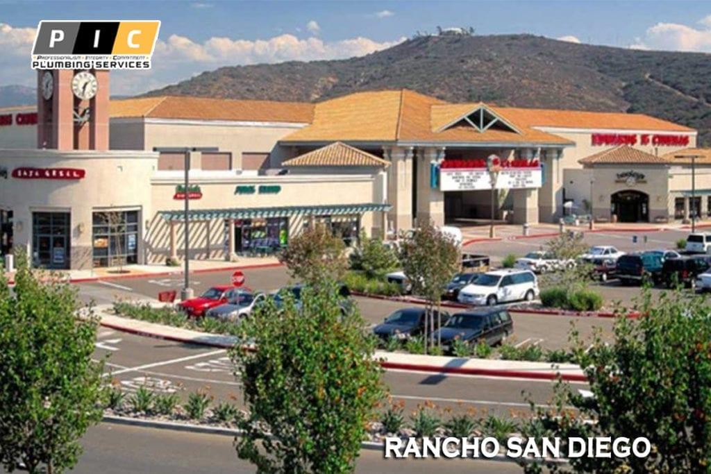 Plumbers in Rancho San Diego El Cajon California