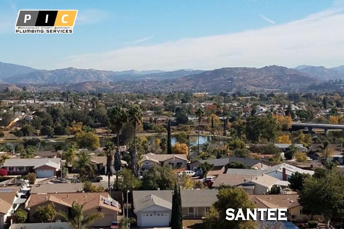 Plumbers in Santee San Diego California