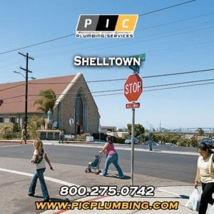 Plumbers in Shelltown San Diego California