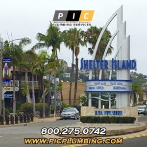 Plumbers in Shelter Island San Diego California