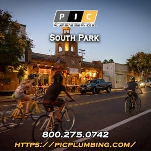 Plumbers in South Park San Diego California