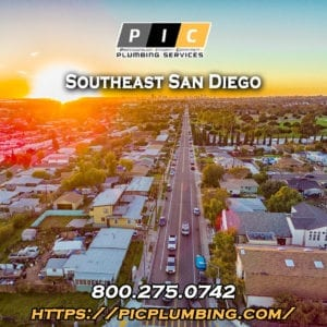 Plumbers in Southeast San Diego California