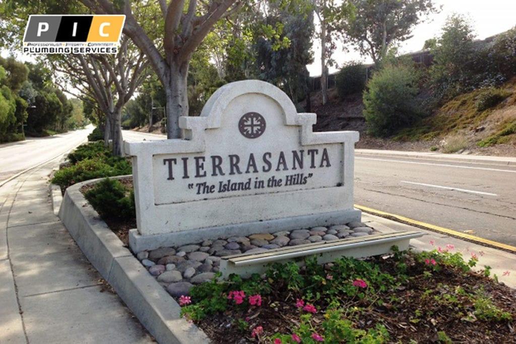 Plumbers in Tierrasanta California