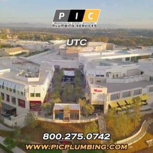 UTC Plumber, Plumbering UTC San Diego California