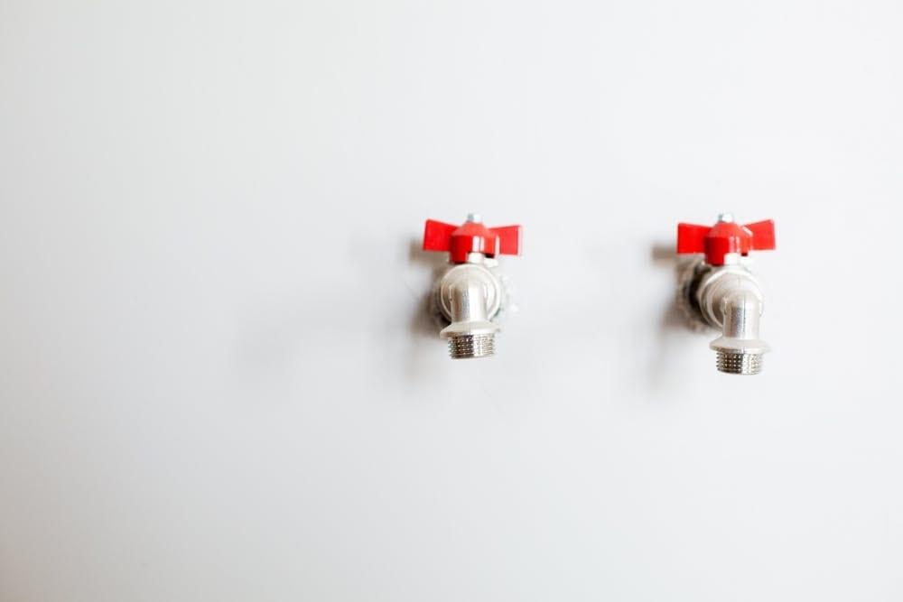 plumbing red