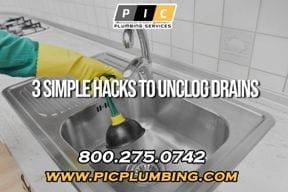 Simple Ways to Unclog Drains in San DIego
