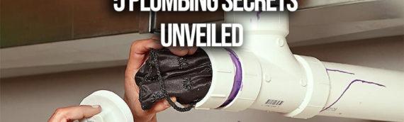 Plumbing Repair Secrets From Experts in San Diego