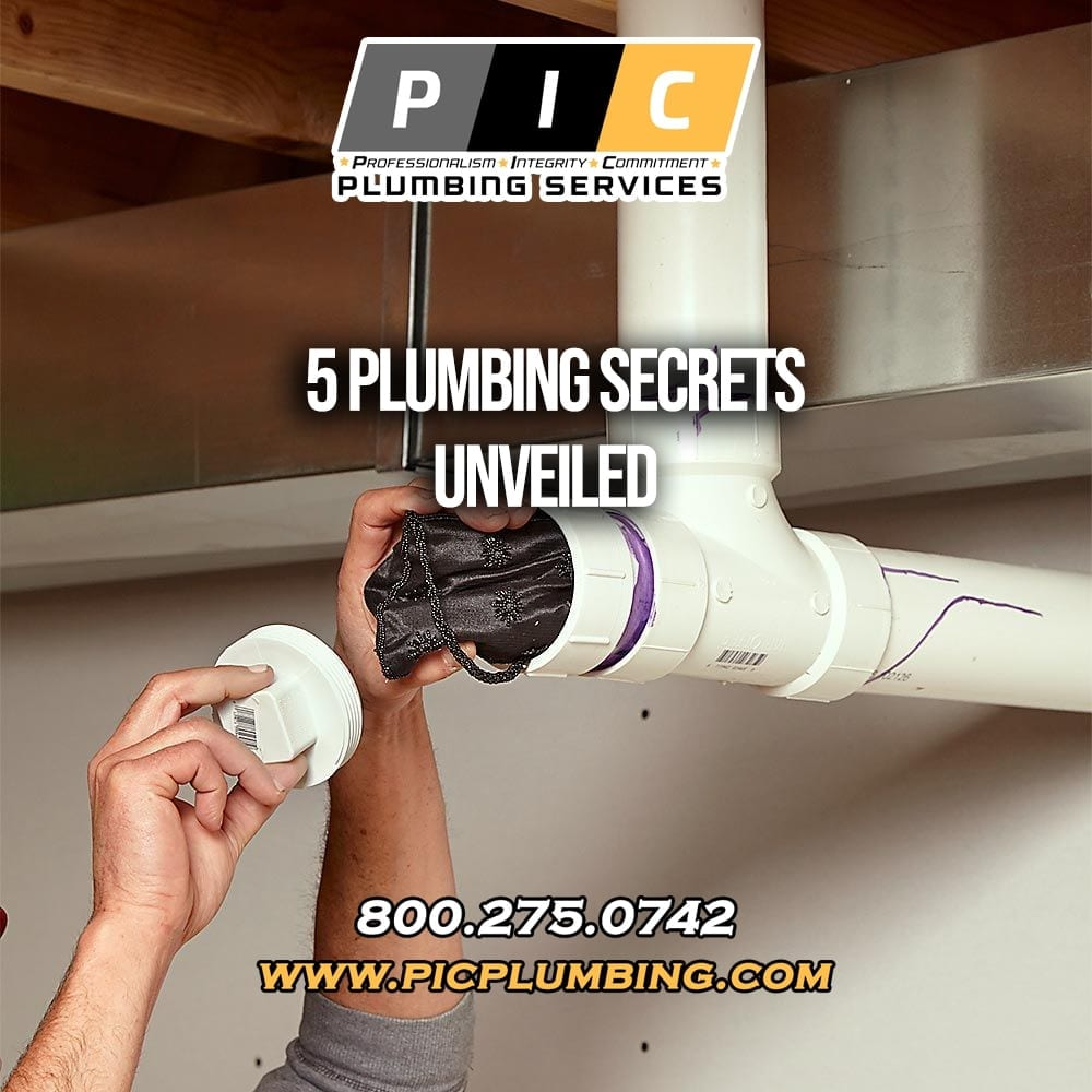 Plumbing Secrets Every Home Owner Should Know in San Diego California