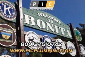 Plumber Bonita San Diego California