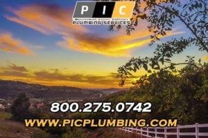 Plumbers in Bonsall California