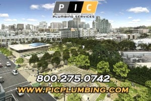 Plumbers in East Village San Diego California