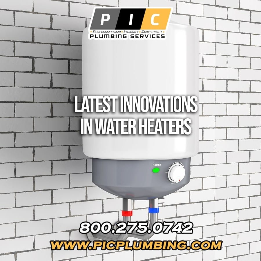 Latest Innovations in Water Heaters in San Diego California