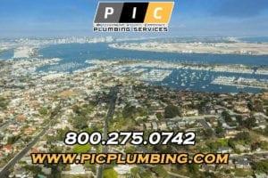 Plumber Wooded Area San Diego California
