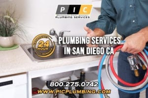 24 Hour Plumbing Services in San Diego California