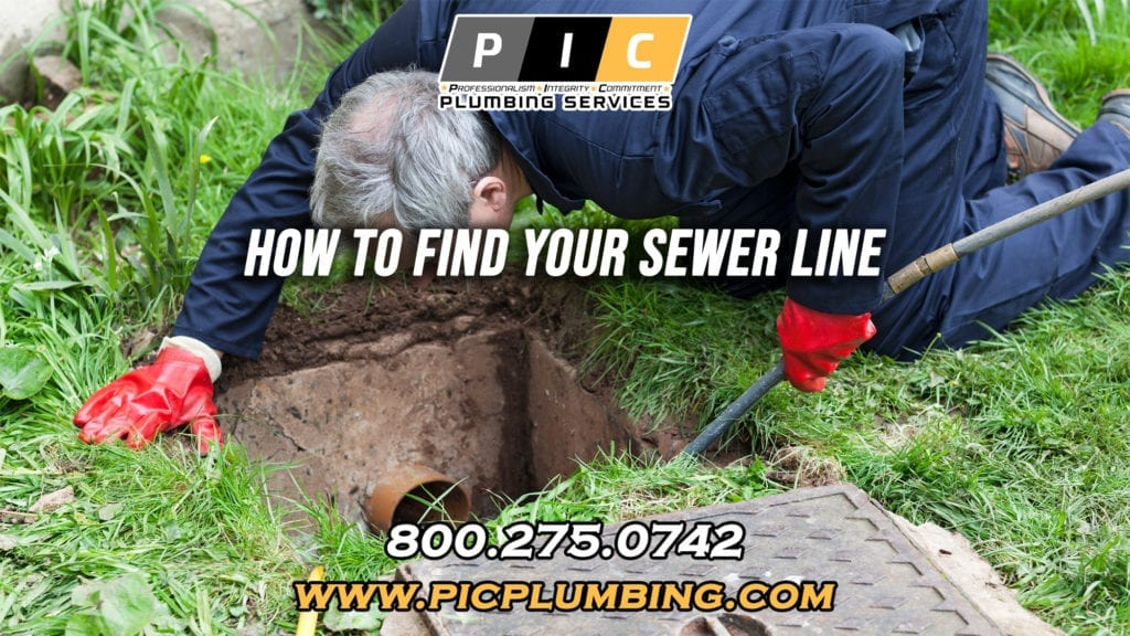 How Can I Find my Sewer Line in San Diego Ca
