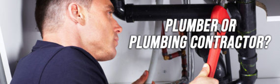 Plumber or Plumbing Contractor in San Diego Ca