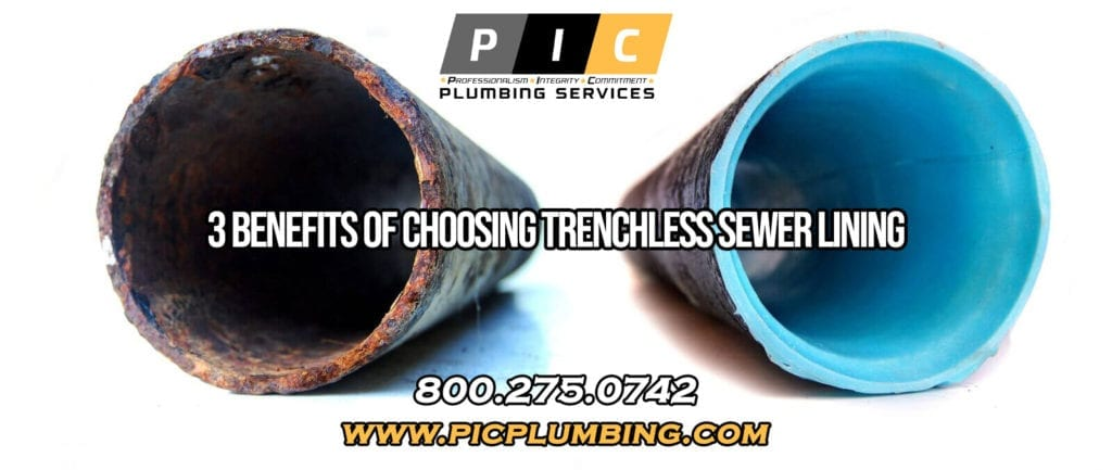 Benefits of Trenchless Sewer Lining in San Diego CA