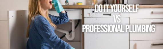 When to Call a Professional Plumber vs. DIY Projects in San Diego Ca