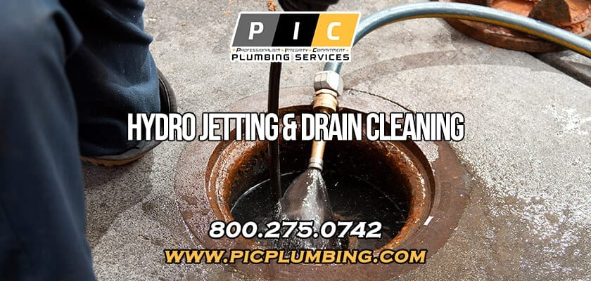 Drain Cleaning and Hydrojetting in San Diego California