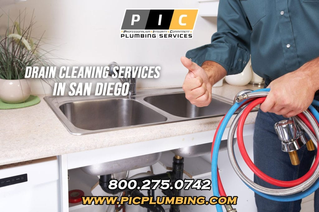 Professional Drain Cleaning Services in San Diego California
