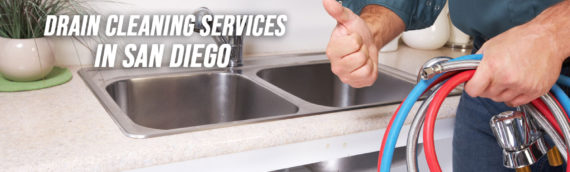 Sewer Camera Inspection and Drain Cleaning Services in San Diego