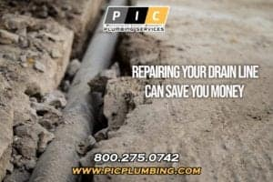Save Money by Repairing your Drain Line in San Diego California