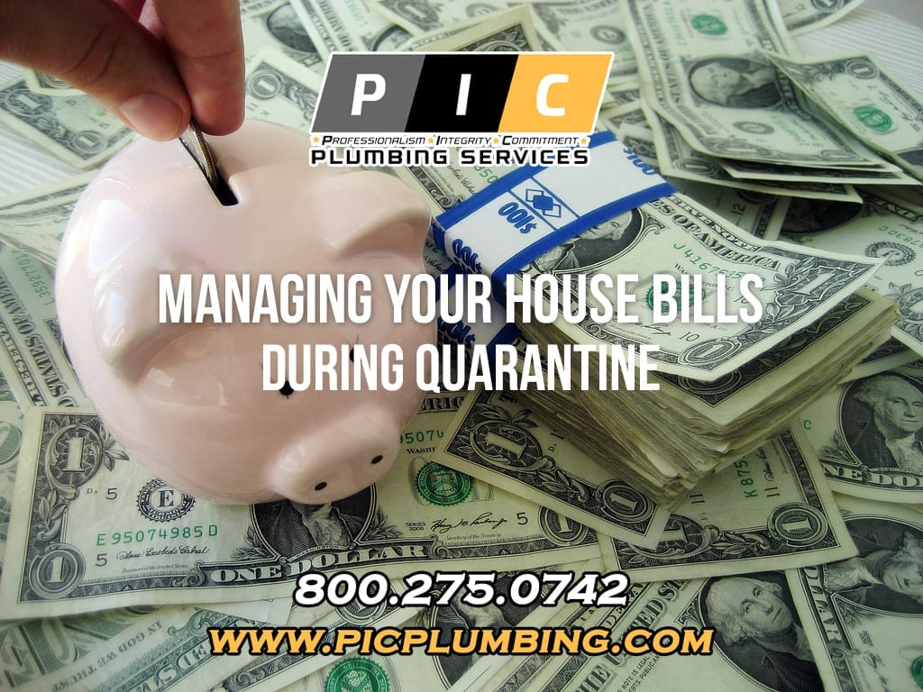 Managing Your House Bills in San Diego California