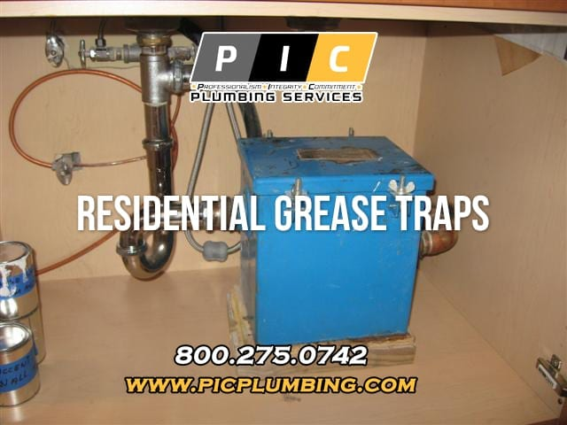 Grease Trap Installation in San Diego California
