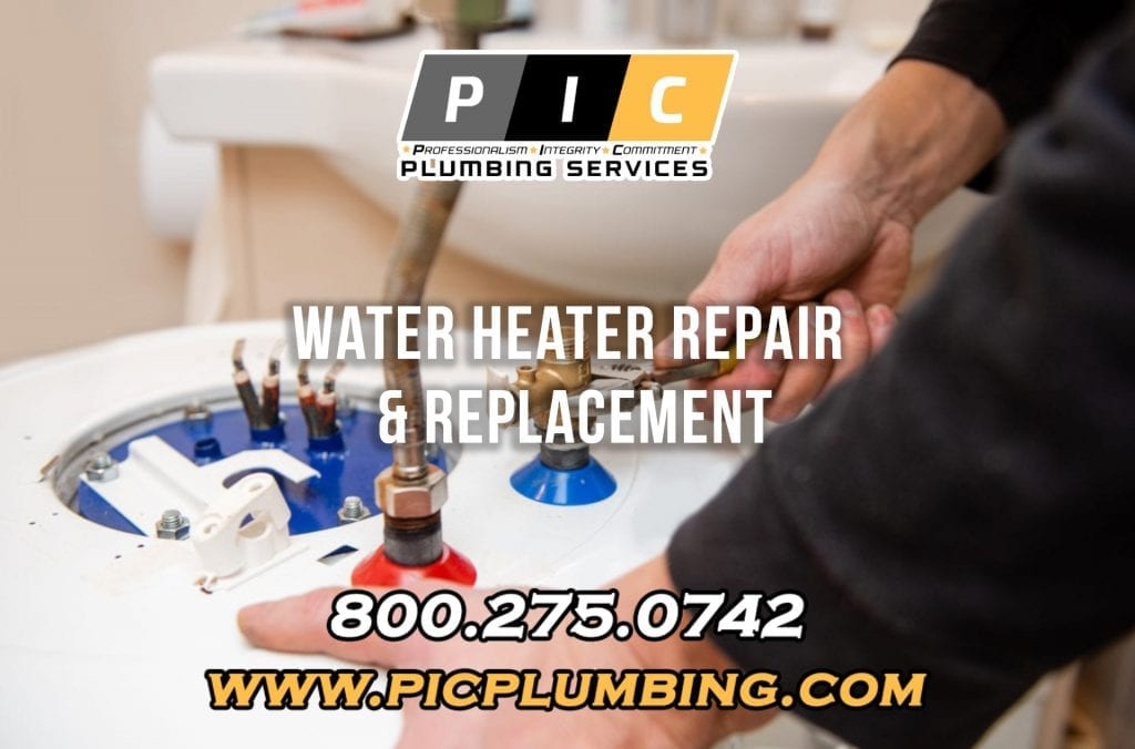 Water Heater Repair and Replacement San Diego