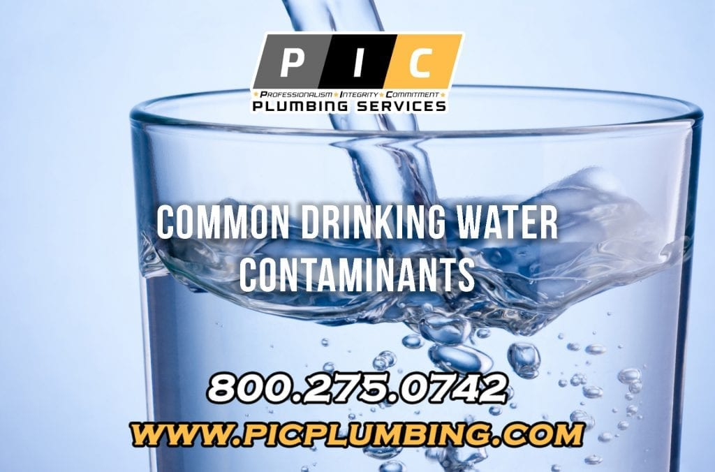 Common Drinking Water Contaminants in San Diego